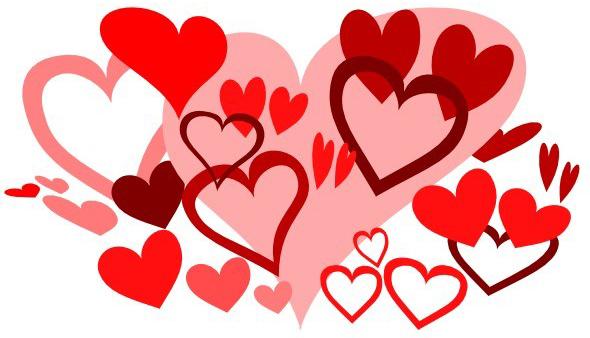 alla hjärtans dag när