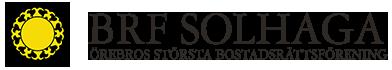 BRF Solhaga Logotyp